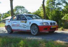 Wim Muilwijk & Nadia Muilwijk - BMW M3 - GTC Rally 2018