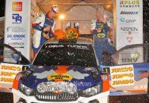 Hermen Kobus & Erik de Wild -Skoda Fabia R5 - GTC Rally 2018