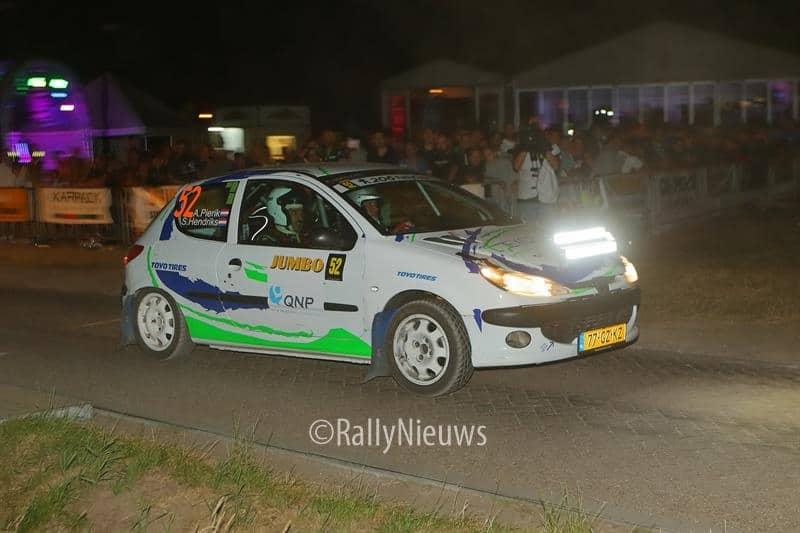 Ard Pierik & Sietse Hendriks - Peugoet 206 - GTC Rally 2018