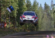 Ott Tanak & Martin Järveoja - Toyota Yaris WRC - Neste Oil Finland Rally 2018