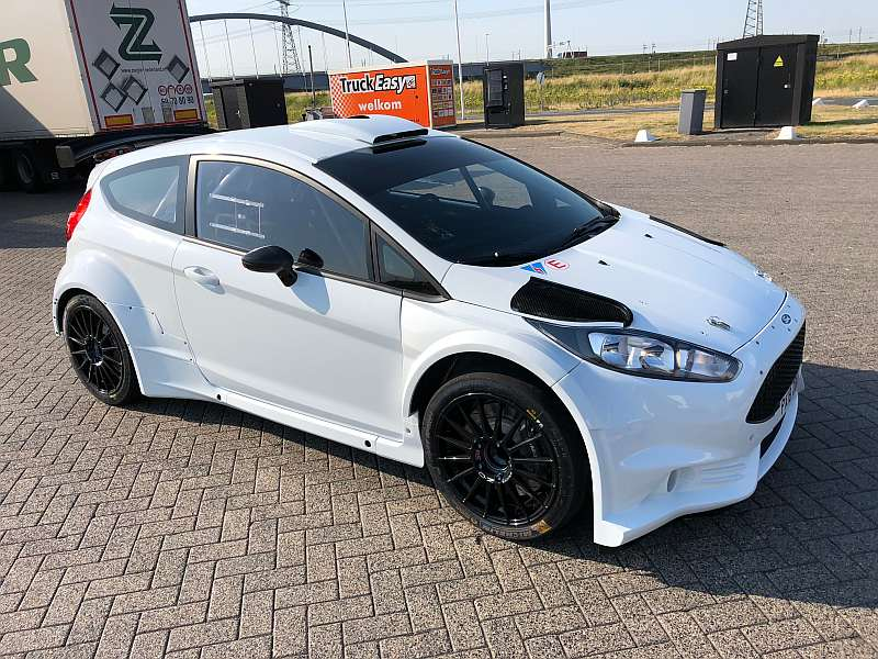 Peter Bijvelds - Ford Fiesta R5 - 2018