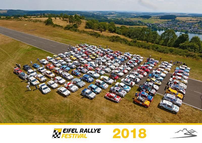 ADAC Eifel Rallye Festival 2018