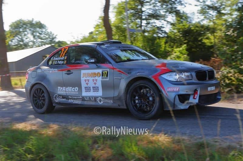 Kurt Breaeckevelt & Bjorn Pattyn - BMW 1M - GTC Rally 2018