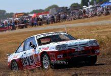 Paul Lietaer & Bruno Vienne - Opel Manta 400 - GTC Rally 2018