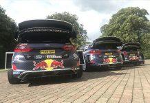 Ford Fiesta WRC - M-Sport