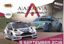 AAROVA Rallysprint 2018