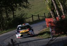 Kris Princen & Bram Eelbode - Skoda Fabia R5 - East Belgian Rally 2018