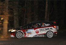 Kevin van Deijne & Hein Verschuuren - Ford Fiesta R5 - Twente Rally 2018