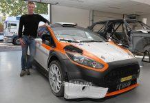 Roald Leemans - Ford Fiesta R5