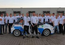 Rick Lubberding & Mark Kuipers - Opel Adam - Twente Short Rally 2018