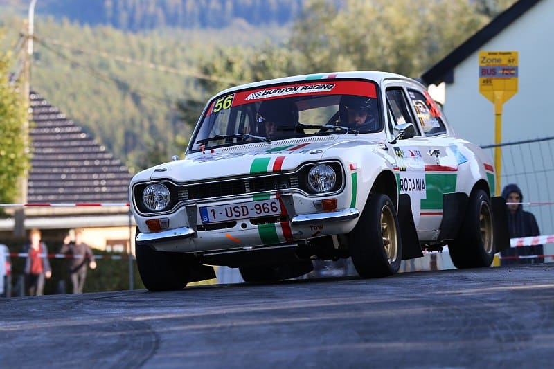 Gino Bux - Ford Escort MK1