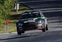 Vincent Verschueren & Veronique Hostens - Skoda Fabia R5 - East Belgian Rally 2018