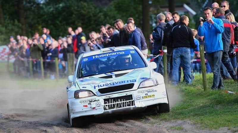 Will Bruins - Opel Astra Kitcar