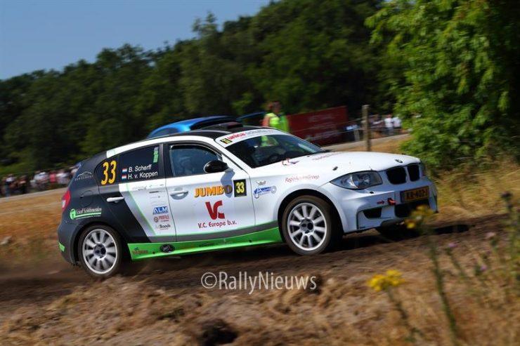 Bjorn Scherff & Harm van Koppen - BMW 130i - GTC Rally 2018