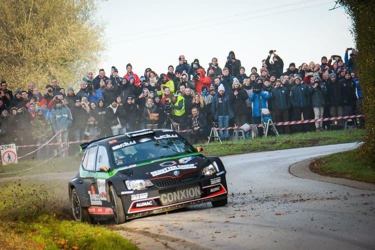 Vincent Verschueren & Stephane Prevot - Skoda Fabia R5 - Condroz Rally 2018