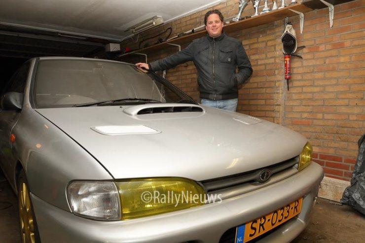 Geert ter Harmsel - Subaru Impreza WRX