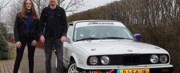 Jochem Huijbregts & Eva Smets BMW 325i
