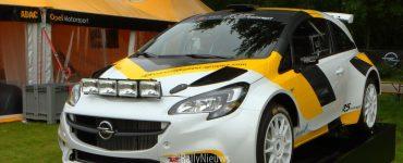 De Opel Corsa R5 die er nooit kwam