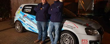 Eddy Ghijsens en Kevin Huygen - Volkswagen Golf TDI - 2019