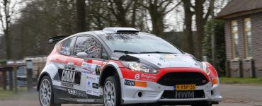 Hans Weijs & Hans van Goor - Ford Fiesta R5 - Zuiderzeerally 2018