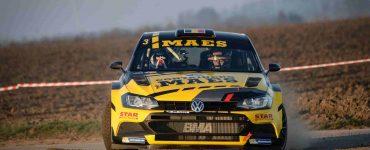 Kris Princen & Peter Kaspers - Volkswagen Polo R5 - Rally van Haspengouw 2019