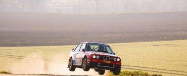 Mats van den Brand en Eddy Smeets - BMW M3 - Rally van Haspengouw 2019