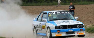 Guino Kenis - BMW M3 - Rally van Haspengouw 2018