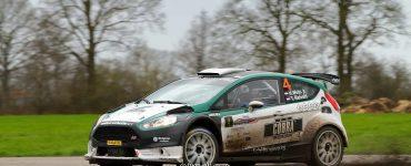Hans Weijs en Tim Rietveld - Ford Fiesta R5 - Zuiderzeerally 2019