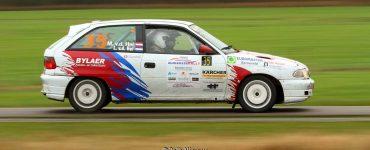 Mark van de Hel en Lammer van de Hel - Opel Astra - Zuiderzeerally 2019