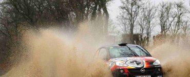 Timo van der Marel - Opel Adam R2 - Spa Rally 2019