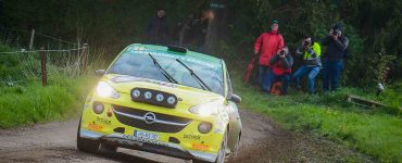 Gregoire Munster & Louis Louka - Opel Adam R2 - Rallye de Wallonie 2019