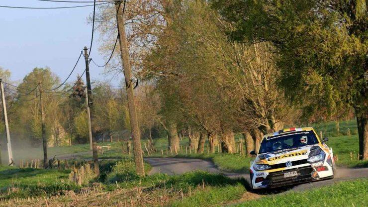 Kris Princen - Volkswagen Polo R5 - TAC Rally 2019