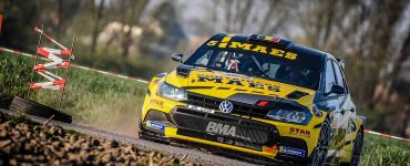 Patrick Snijers - Volkswagen Polo R5 - TAC Rally 2019