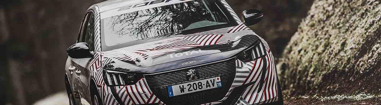 Peugeot 208 R2 - 2020