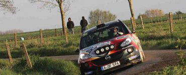 Timo van der Marel & Rebecca van der Marel - Opel Adam R2 - TAC Rally 2019