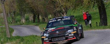 Vincent Verschueren & Stephane Prevot - Skoda Fabia R5 - TAC Rally 2019
