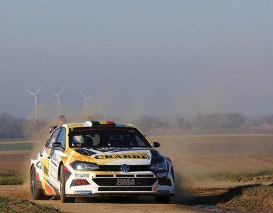 Kris Princen - Volkswagen Polo GTi R5 - Rally van Haspengouw 2019