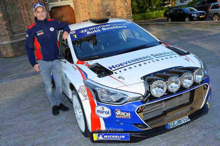 Bob de Jong - ELE Rally - Startnr1 #2