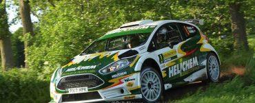 Henk Vossen & Erwin Berkhof - Ford Fiesta R5 - ELE Rally 2019