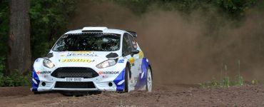 Jasper van den Heuvel & Lisette Bakker - Ford Fiesta R5 - ELE Rally 2019