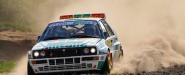 Jef van Hooft & Edith Gevers - Lancia Delta Evo - ELE Rally 2019