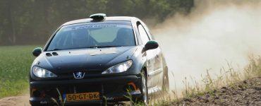 Jurgen van Hooijdonk & Youri van As - Peugeot 206 - ELE Shortrally 2019