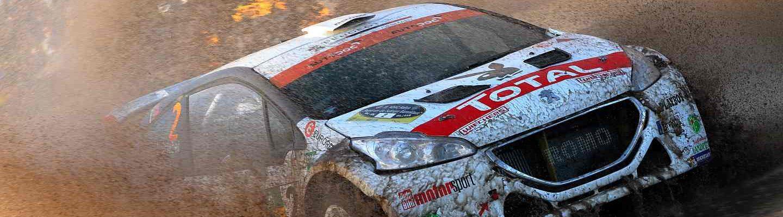 Marijan Griebel & Alex Rath - Peugeot 208 T16 - ADAC Rallye Sulingen 2018