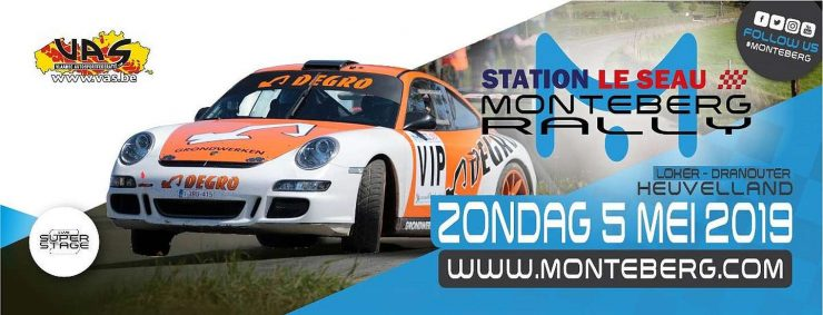 Rally Monteberg 2019