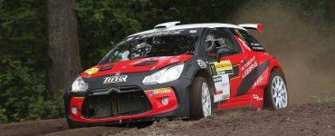 Roald Leemans & Christiaan Paul van Waardenburg - DS3 R5 - ELE Rally 2019