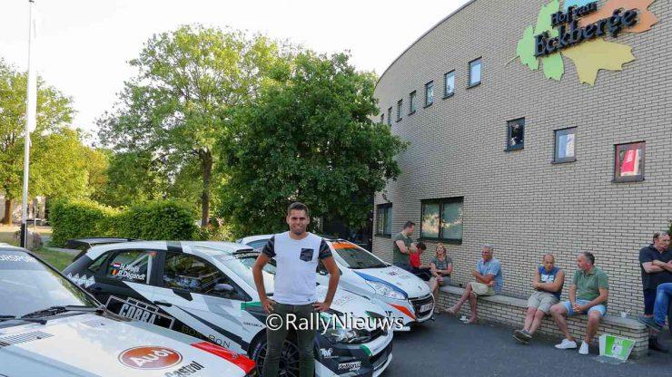 Marijn Visser - Berkelland Rally 2019