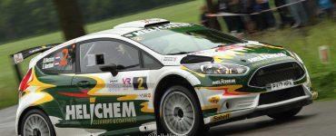 Henk Vossen & Erwin Berkhof - Ford Fiesta R5 - Vechtdalrally 2019