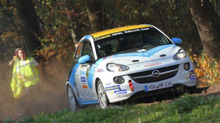 Martin Menzing & Wout de Klerk - Opel Adam - Twente Rally 2018