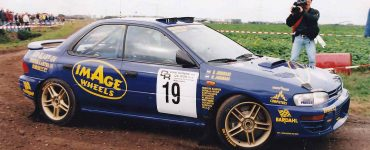 Michel Jongmans - Subaru Impreza