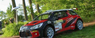 Roald Leemans & Christiaan Paul van Waardenburg - Citroën DS3 R5 - ELE Rally 2019